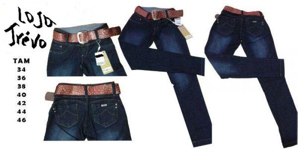 6007c67bf Calça jeans pó do pano em promoção só este mês de setembro. - Trévo ...